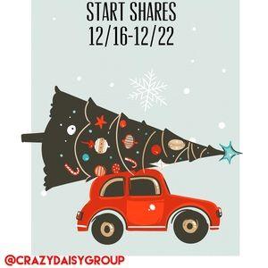 🎄 Start Shares Here 12/16-12/22 🎄